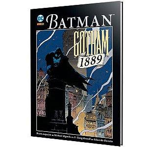 Batman: Gotham 1889 Capa Dura