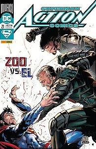 Action Comics: Universo DC - Edição 21 Zoo vs El