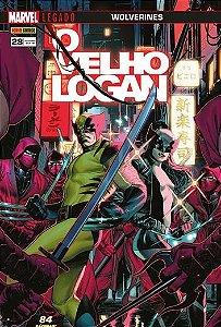 O Velho Logan - Edição 28 Marvel Legado: Wolverine