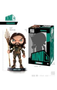 AQUAMAN JUSTICE LEAGUE MINI HEROES - MINI CO.