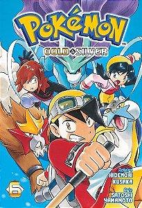 Pokémon Gold & Silver - Edição 6