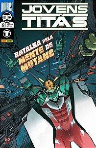 Jovens Titãs: Universo DC - Edição 18 A batalha pela mente de Mutano