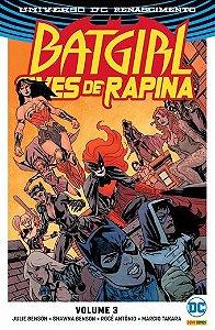 Batgirl e as Aves de Rapina: Renascimento Volume 3