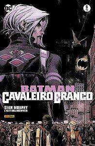 Batman: Cavaleiro Branco Edição 5