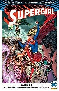 Supergirl: Renascimento - Volume 3