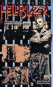 John Constantine, Hellblazer: Amaldiçoado - Volume 1 Inferno na prisão