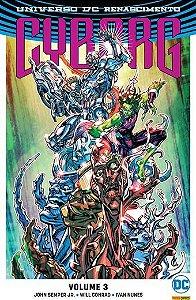 Cyborg: Renascimento - Volume 3