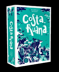 Costa Ruana - Mandala Jogos