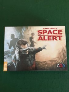 Space Alert (Usado)