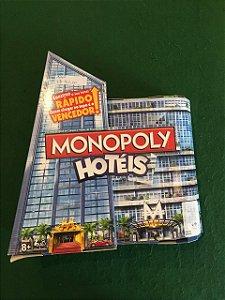Monopoly Hotéis (Usado)