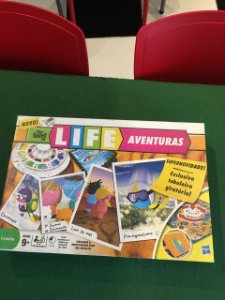 THE GAME OF LIFE- AVENTURAS (USADO)