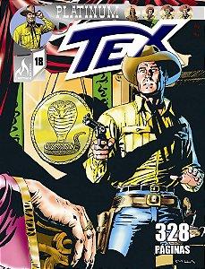 Tex coleção Platinum Nº18