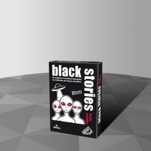 BLACK STORIES FICÇÃO CIENTIFICA