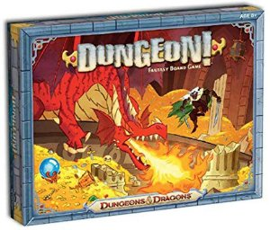DUNGEON! BOARD GAME 2014