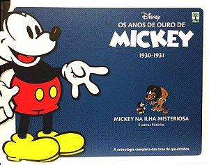 Mickey anos de ouro - Ilha misteriosa