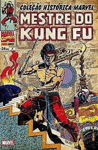 Coleção Histórica Marvel: Mestre do Kung Fu - Edição 8