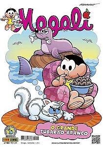 Magali Edição 45: O grande tubarão-branco