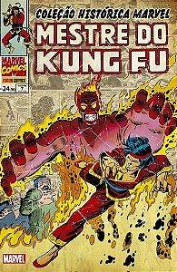 Coleção Histórica Marvel Mestre do Kung Fu - Edição 7