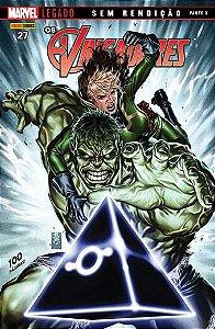 Os Vingadores - Edição 27