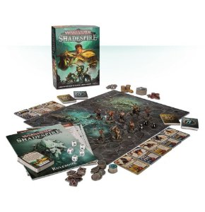 Warhammer Underworlds Shadespire - Board Game