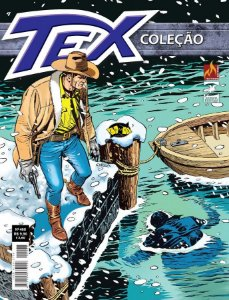 Tex Coleção nº 468