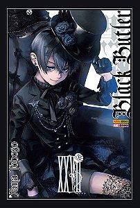 Black Butler - Edição 27