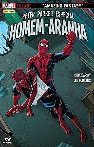 Homem-Aranha: Peter Parker Especial - Edição 1 Marvel Legado: Amazing Fantasy