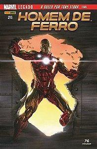 Homem de Ferro - Edição 26 Legado: A Busca por Tony Stark - Final
