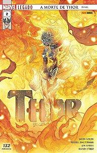 Thor - Edição 2 Marvel Legado: A Morte de Thor - Final