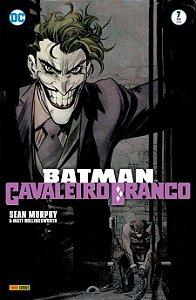 BATMAN: CAVALEIRO BRANCO 7