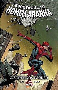 O Espetacular Homem-Aranha - Edição 1 A Sorte dos Parker