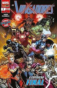 Os Vingadores - Edição 1 A Expedição Final