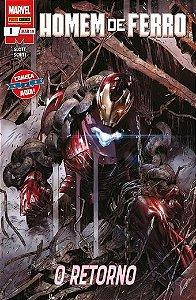 Homem de Ferro - Edição 1 O Retorno