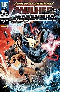 Mulher-Maravilha: Universo DC - Edição 23 Ataque às Amazonas