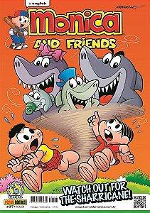 Monica and Friends - Edição 47 Watch out for the Sharricane!