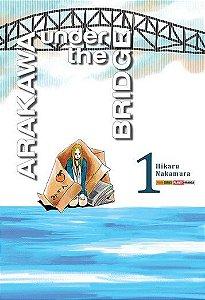 """Arakawa Edição 1 """"me mostra o que é o amor?"""""""