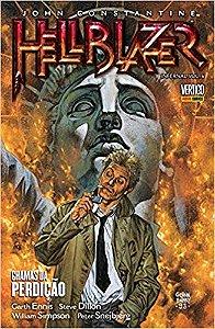 Hellblazer - Infernal Vol. 06 Chamas da Perdição