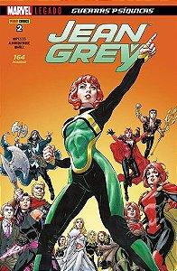 Jean Grey - Edição 2 Marvel Legado: Guerras Psíquicas