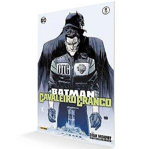 Batman cavaleiro branco - EDIÇÃO 08