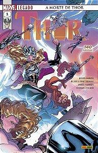Thor: A Morte de Thor - Edição 1