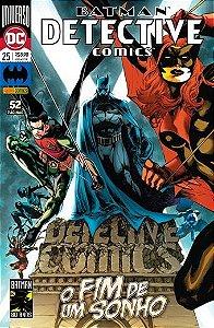 Detective Comics: Renascimento - 25 O fim de um sonho
