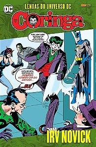 Lendas do Universo DC por IRV Novick Coringa