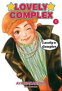 Lovely Complex - Edição 1