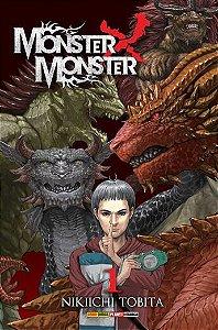 Monster X Monster - Edição 1