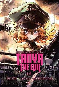 Tanya the Evil: Crônicas de Guerra - 1