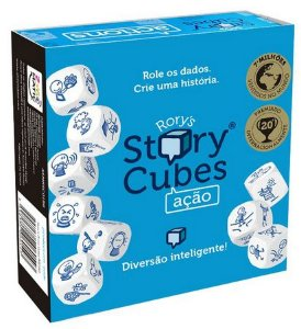 Story cubes - ação