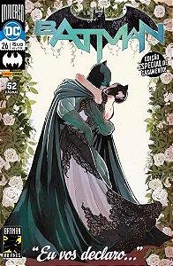 Batman: Renascimento - 26 Edição Especial de Casamento