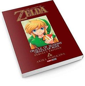 The Legend of Zelda - Oracle of Seasons Oracle of Ages