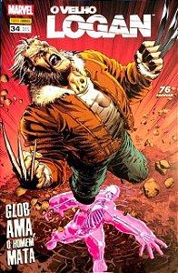 O Velho Logan - Edição 34 Marvel Legado: Glob Ama o Homem Mata