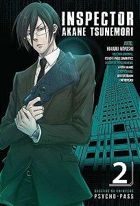 Psycho-Pass - Edição 2 Inspector Akane Tsunemor